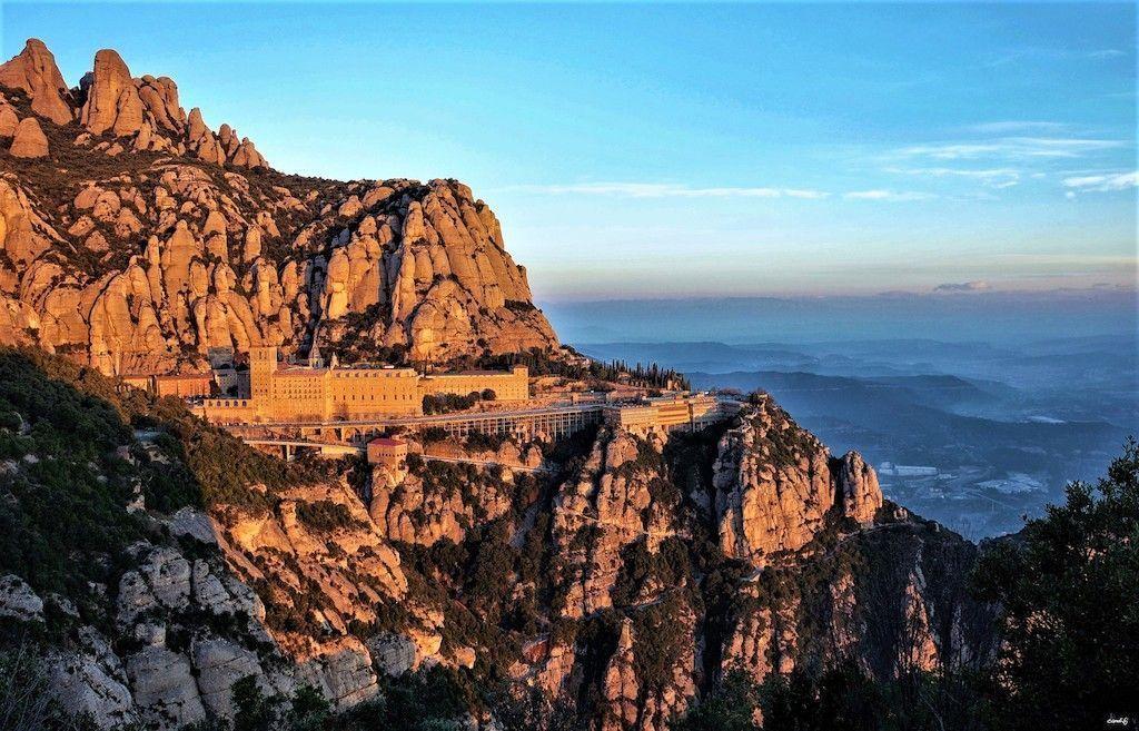Montserrat principal