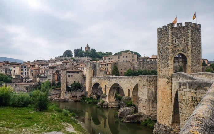 Besalú - La Garrotxa (Girona)